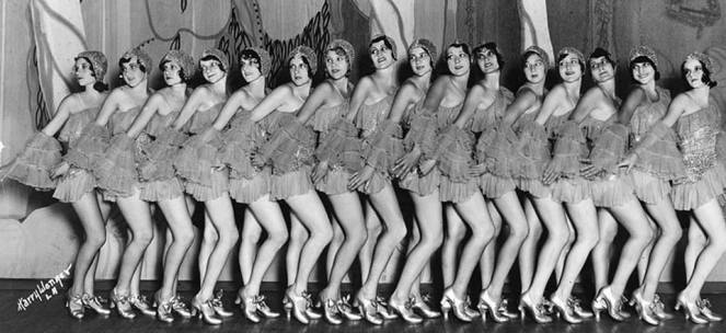 Los Angeles Chorus Girls (1930
