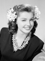 Esther Williams is shown in Hollywood, July 13, 1943. (AP Photo)
