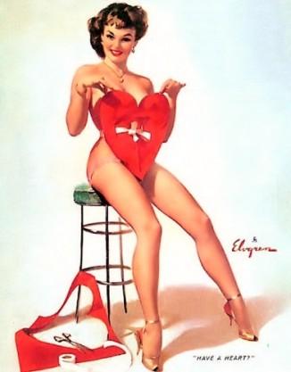 Gil-Elvgren-Pin-up-Art-Have-A-Heart-Taken-to-Heart-1964-390x500