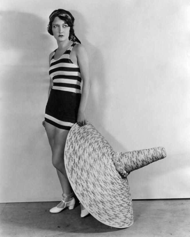 honey-kennedy-dorothy-sebastian-striped-bathing-suit-02