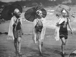 Japanese moga girls in the 1920s (2)