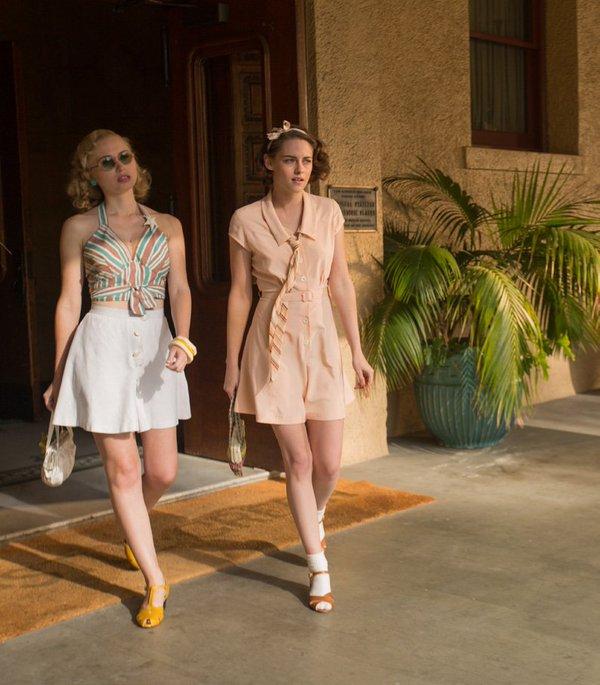 New Kristen Stewart & Jesse Eisenberg Café Society Still 2