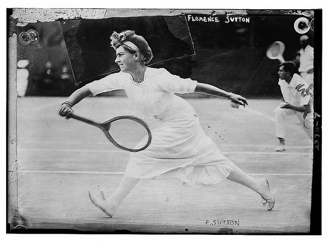 Sportswomen of the Past (7)