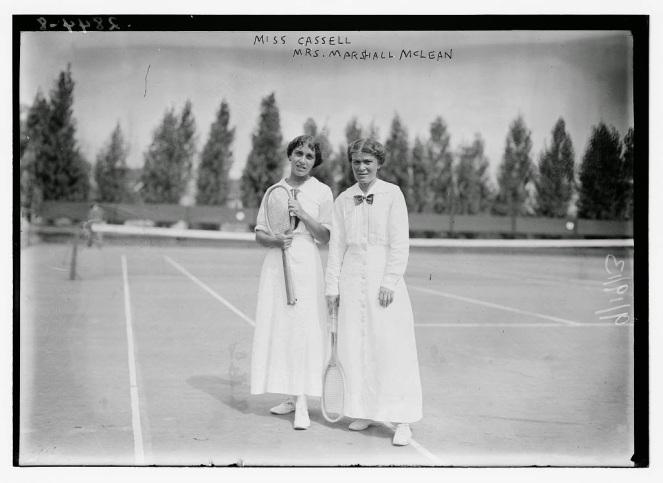 Vintage Tennis Style (9)