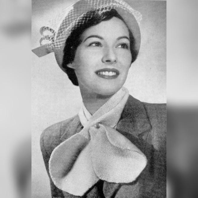 miss marple scarf 1948