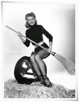 Vera-Ellen broom
