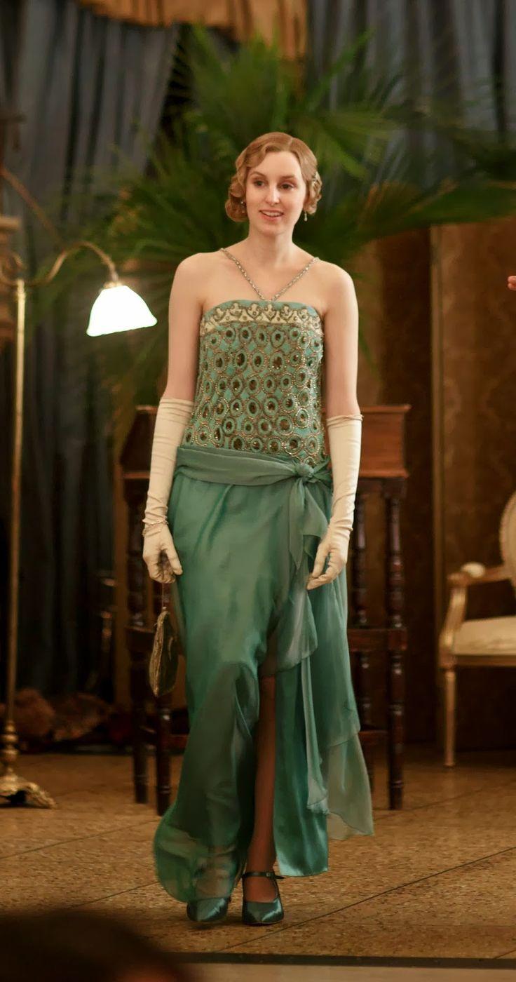 Swing Downton Downton Abbey – Lady Abbey eIH29DWEY