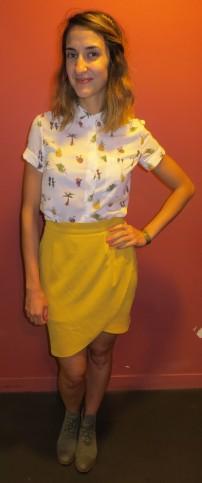 jaune&