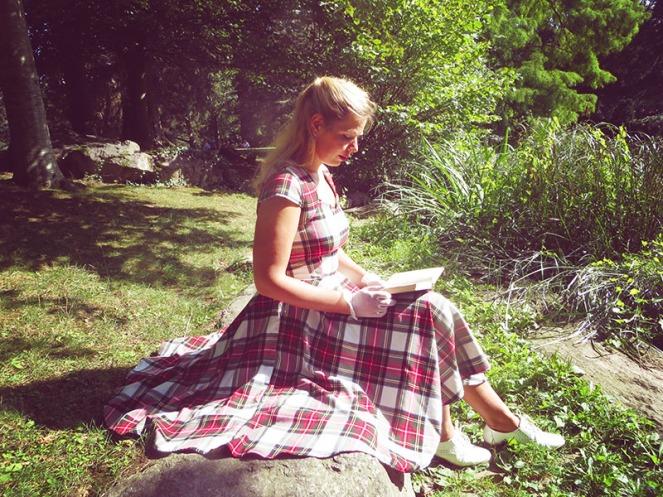 robe Çcossaise 2