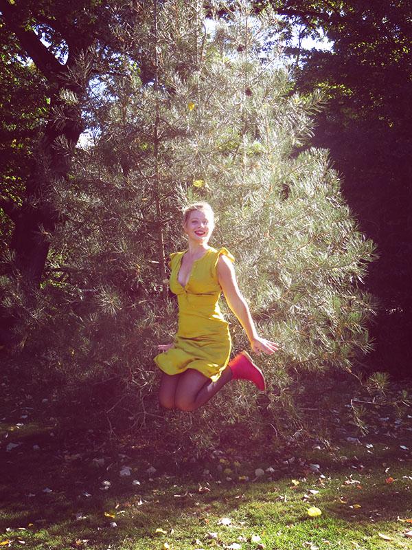 robe jaune2