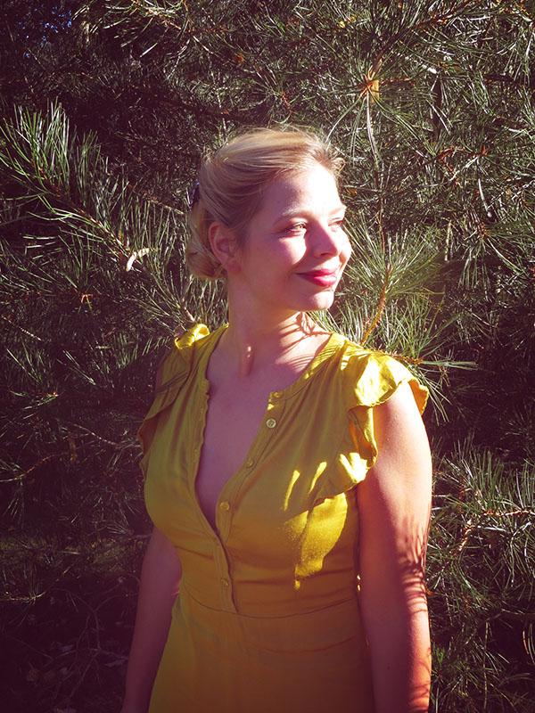 robe jaune3