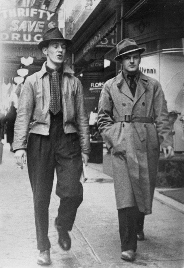 Street Gentlemen in the 1930s (1)