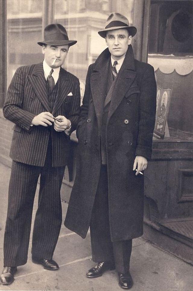 Street Gentlemen in the 1930s (20)