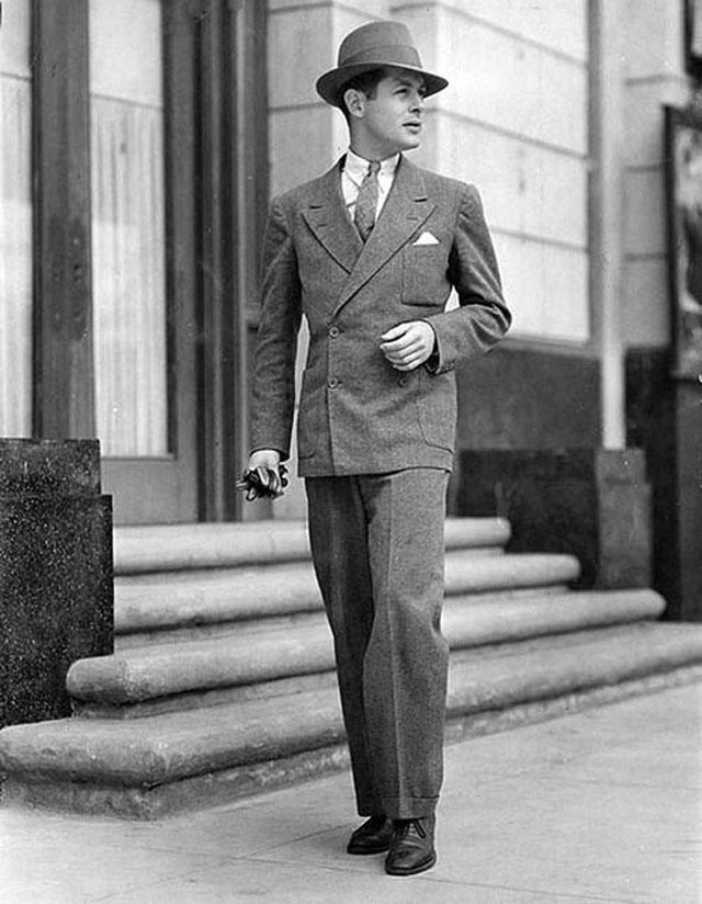 Street Gentlemen in the 1930s (3)