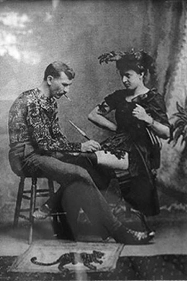 maud-gus-wagner-tattooing