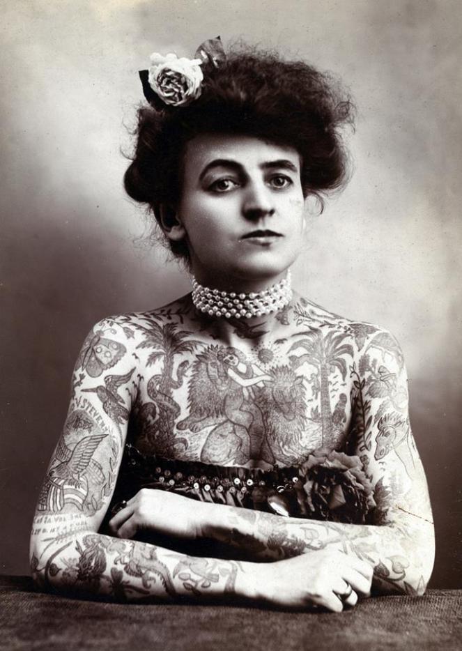 tatouage-vintage