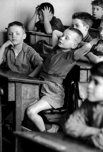 UN MOMENT DE DETENTE, 1956